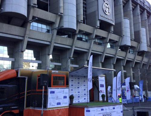 Evento Fundación Real Madrid